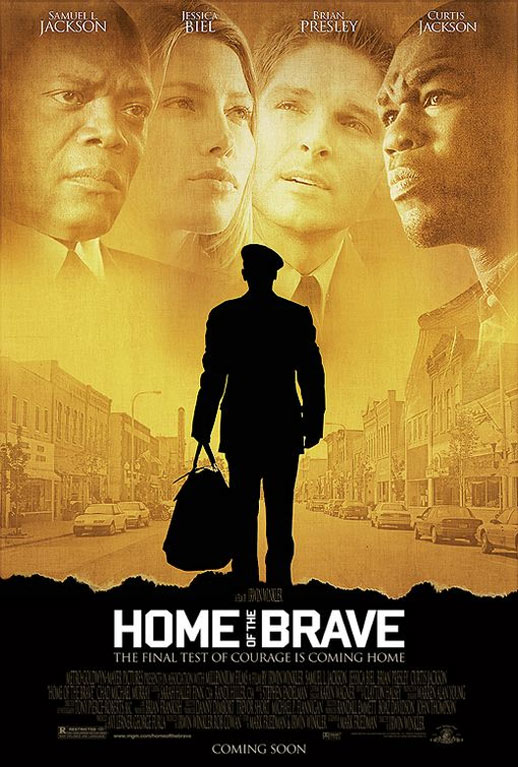 Home of the Brave Poster #2