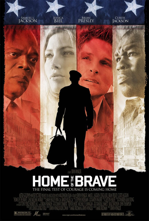 Home of the Brave Poster #1