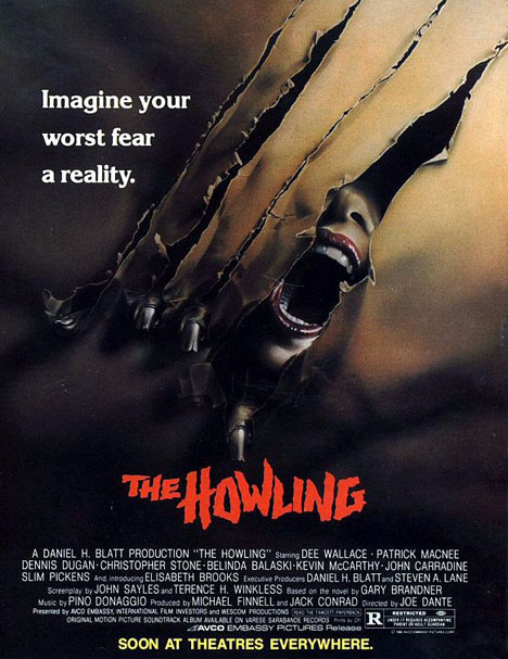 The Howling Poster #1