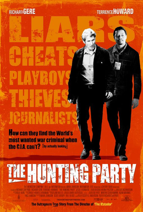 The Hunting Party Poster #1