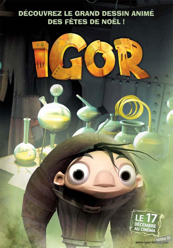 Igor Poster #2
