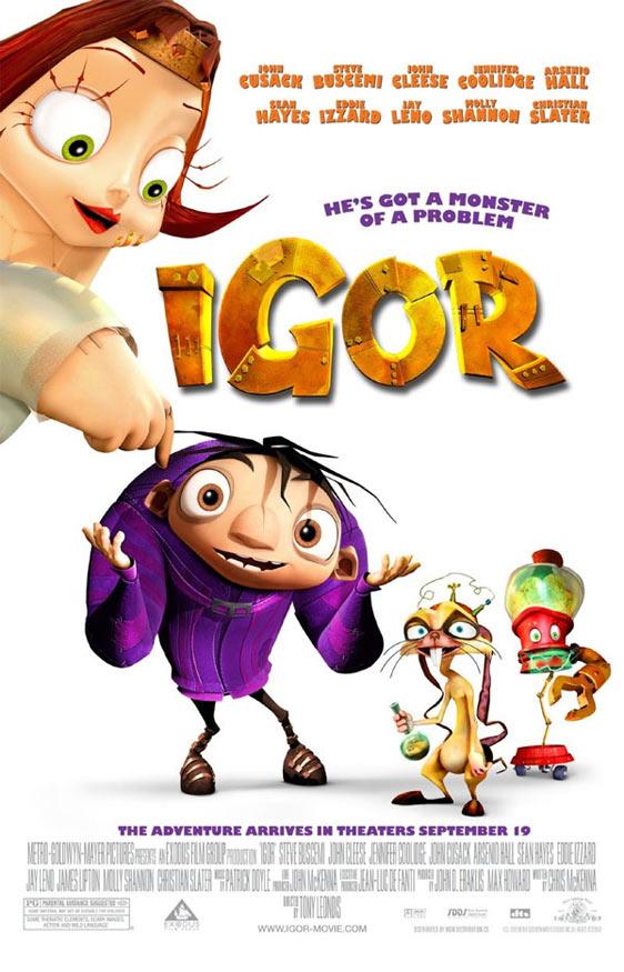 Igor Poster #3