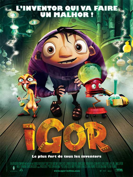 Igor Poster #6