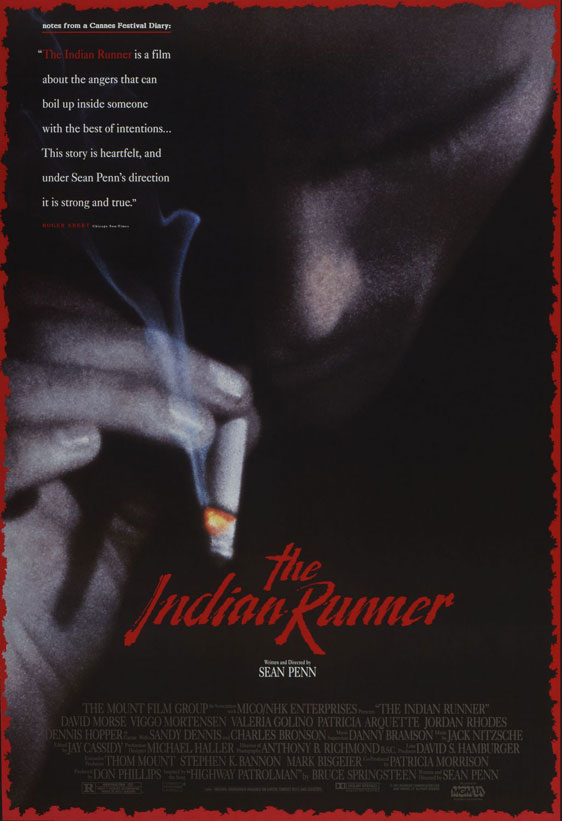 The Indian Runner Poster #1