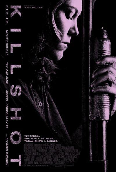 Killshot Poster #2