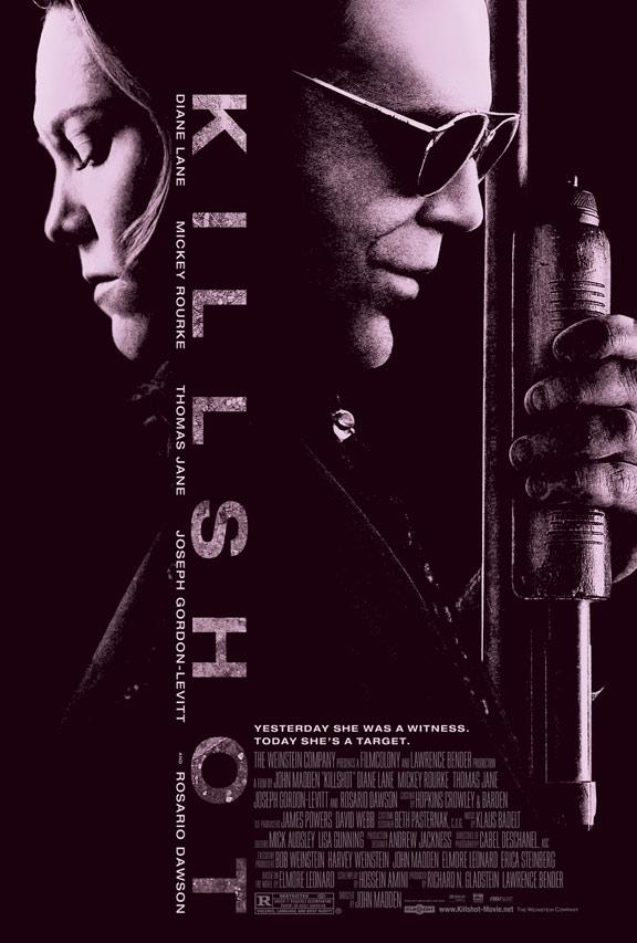 Killshot Poster #3