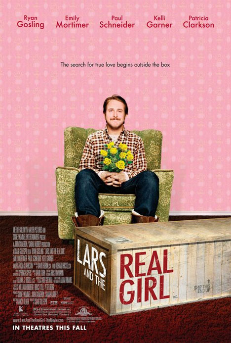 Lars and the Real Girl Poster #1