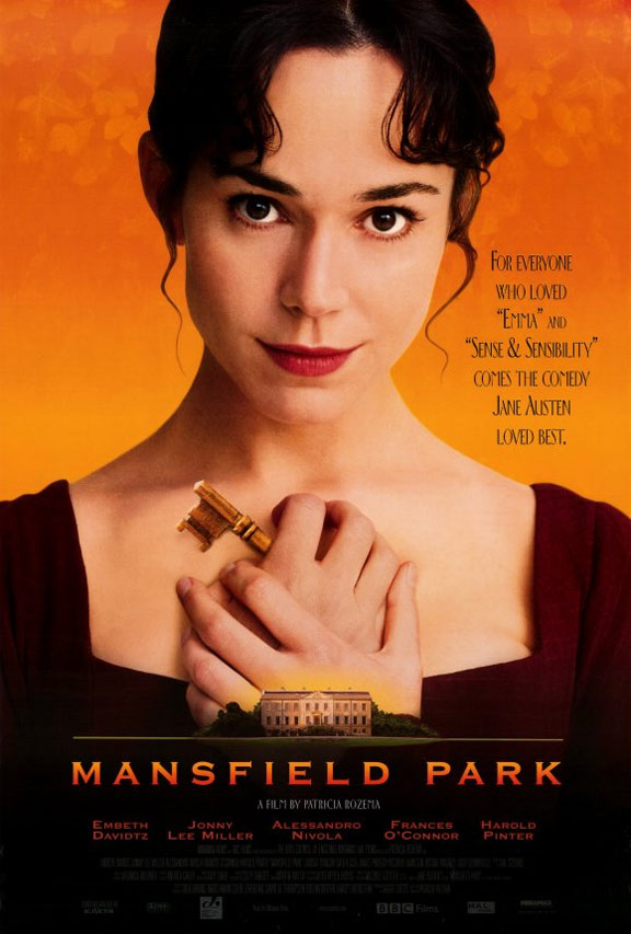 Mansfield Park Poster #1