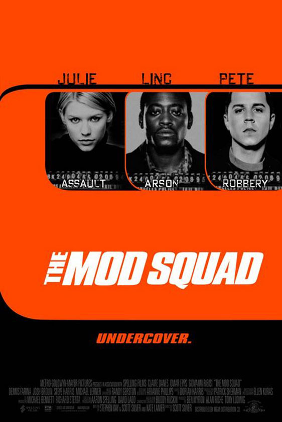 The Mod Squad Poster #2
