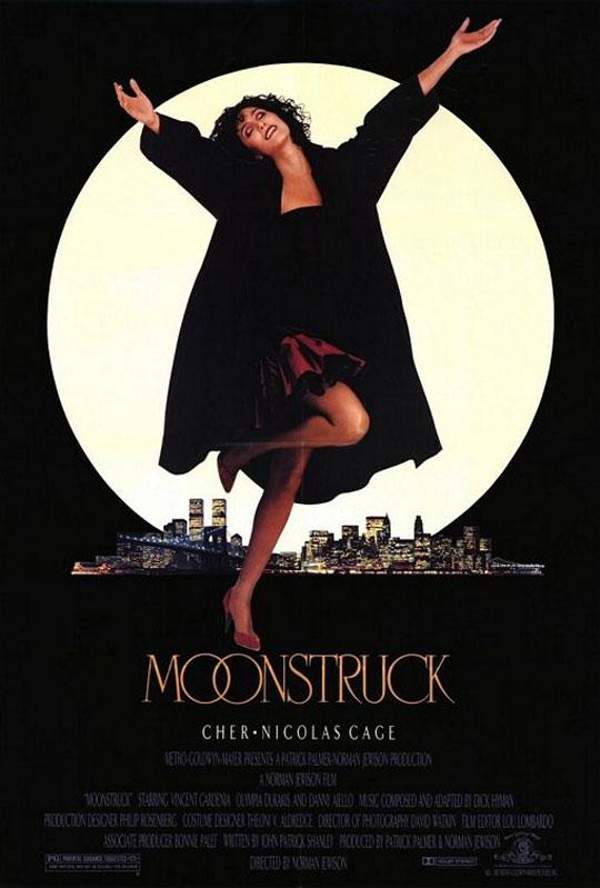 Moonstruck Poster #1