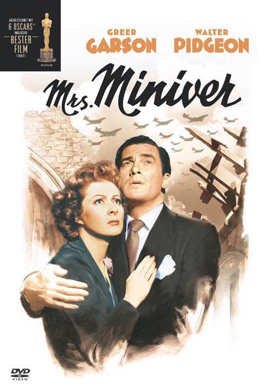 Mrs. Miniver Poster #3