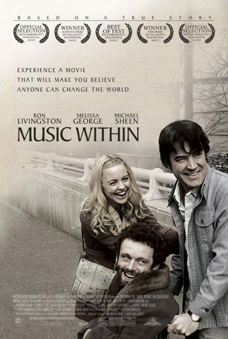 Music Within Poster