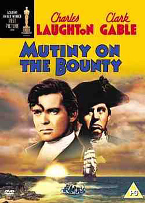 Mutiny on the Bounty Poster #3