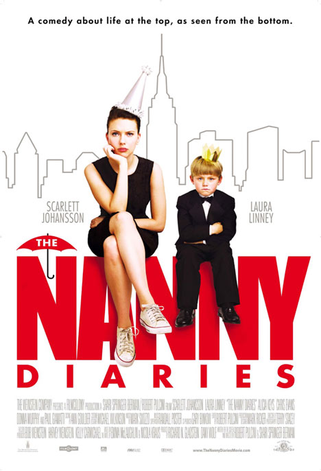 The Nanny Diaries Poster #1