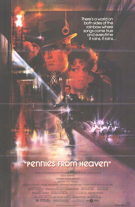 Pennies from Heaven Poster #1