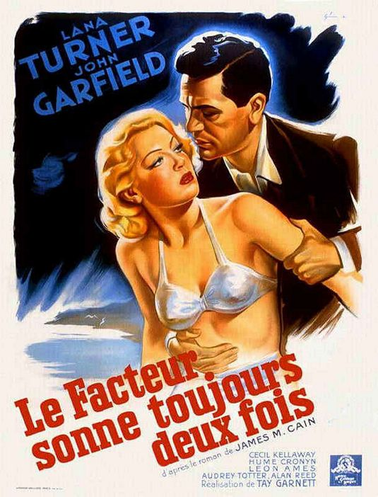 Postman Always Rings Twice Film Noir