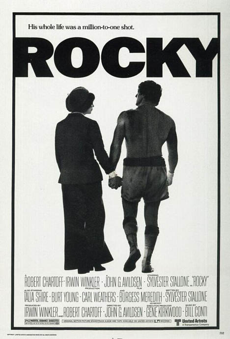 Rocky Poster #1
