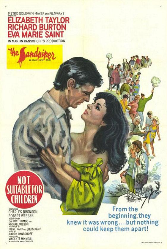 The Sandpiper Poster