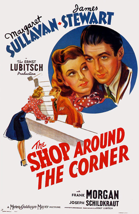 The Shop Around the Corner Poster #3