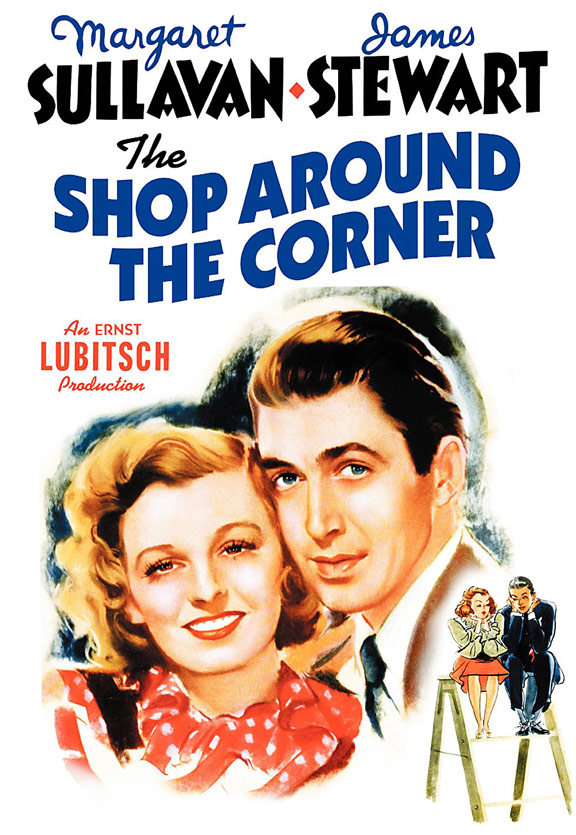 The Shop Around the Corner Poster #1