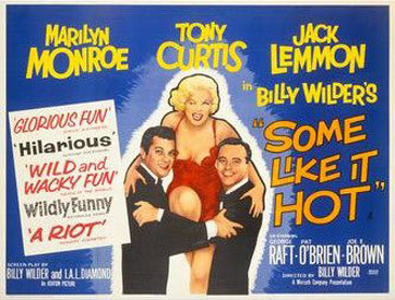Some Like It Hot Poster #2