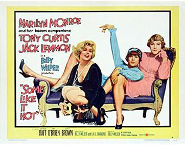 Some Like It Hot Poster #3