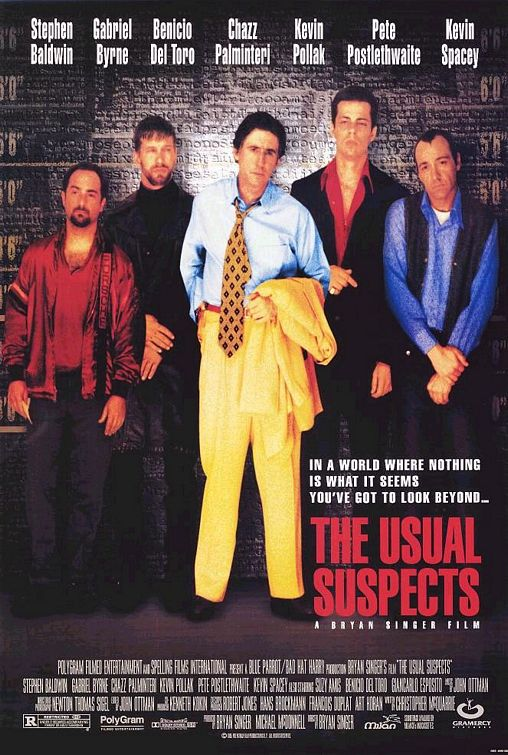 The Usual Suspects Poster #1