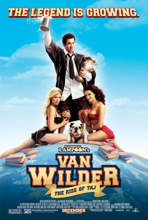 National Lampoon's Van Wilder: The Rise of Taj Poster