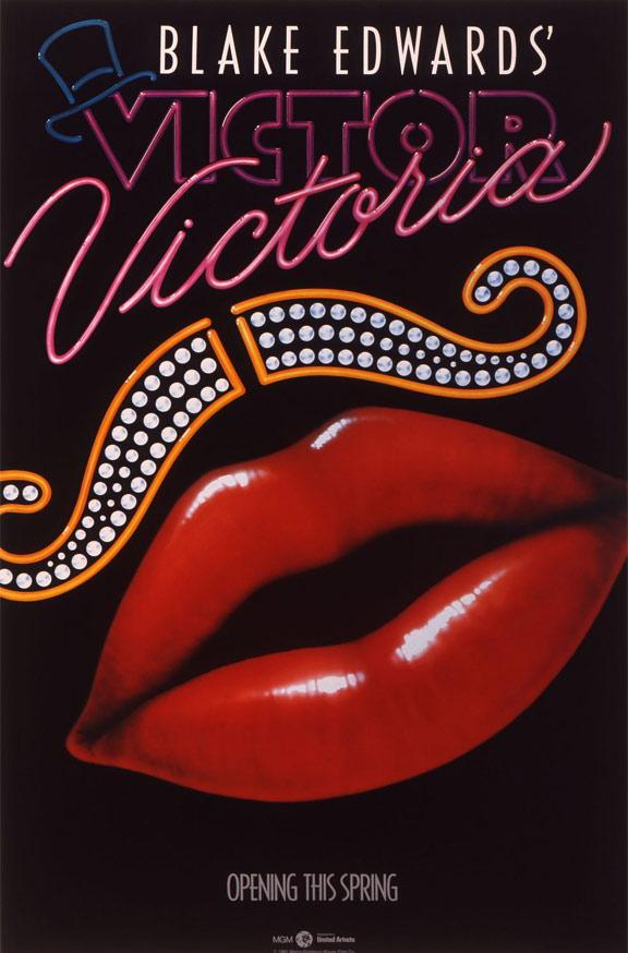 Victor Victoria Poster