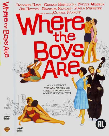 Where the Boys Are Poster #2