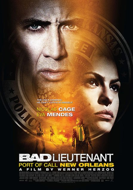Bad Lieutenant: Port of Call New Orleans Poster #2
