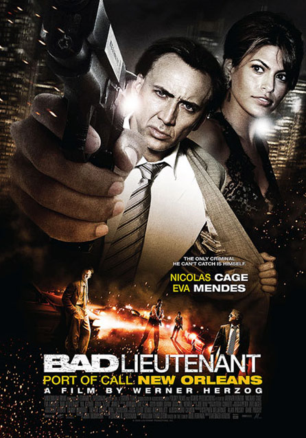Bad Lieutenant: Port of Call New Orleans Poster #3