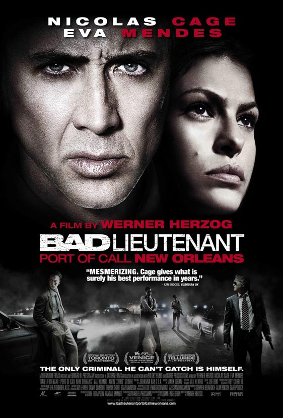 Bad Lieutenant: Port of Call New Orleans Poster #4