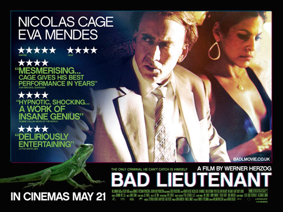 Bad Lieutenant: Port of Call New Orleans Poster #7