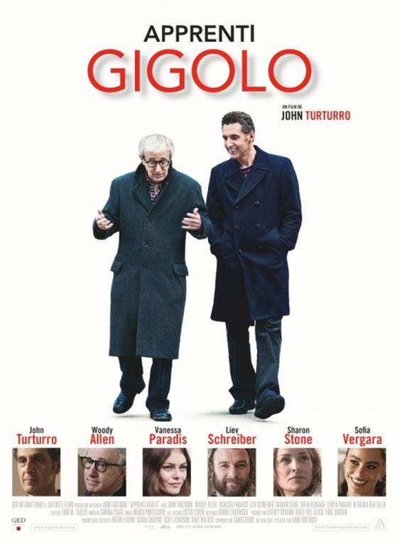 Fading Gigolo Poster #2