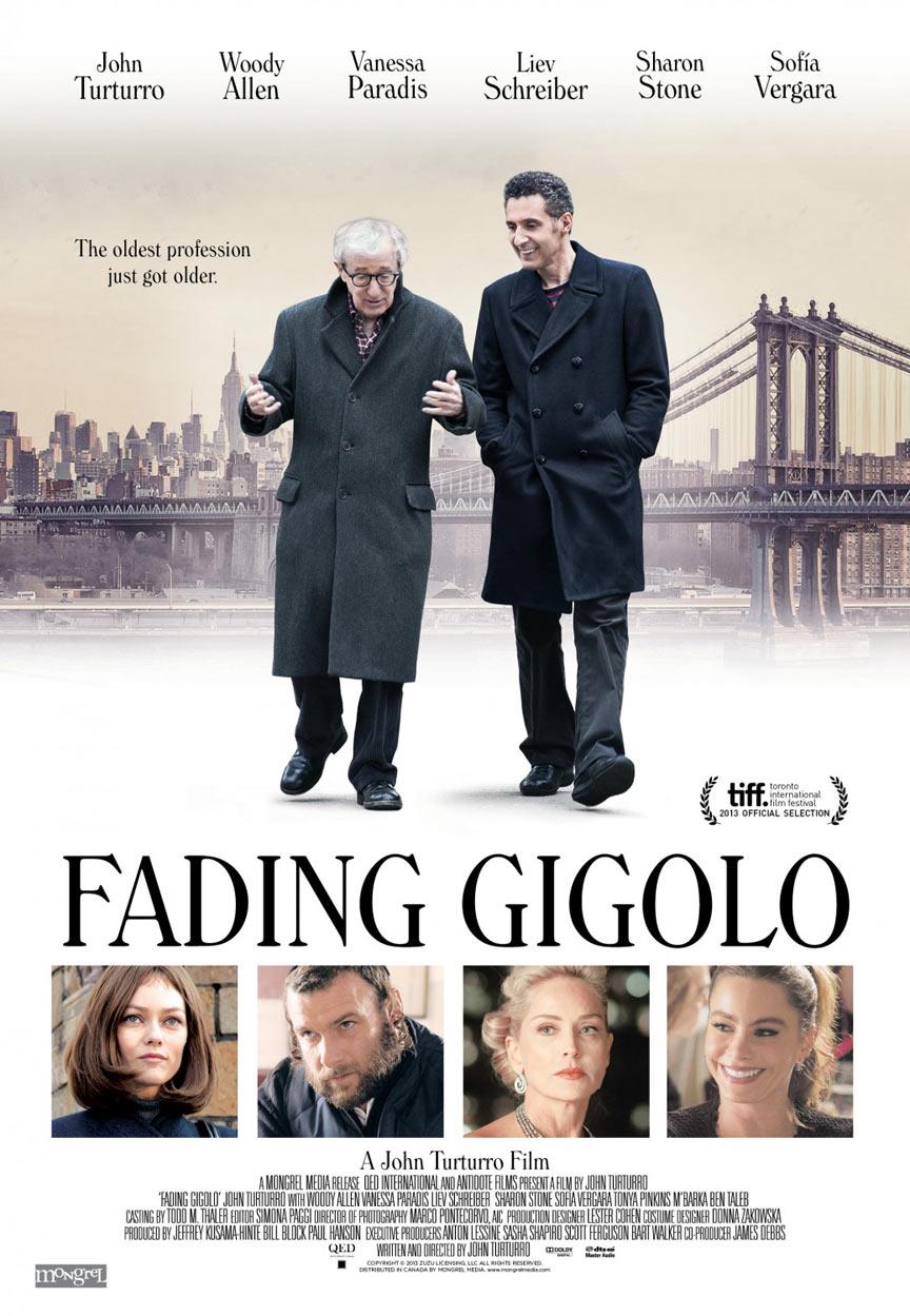 Fading Gigolo Poster #4