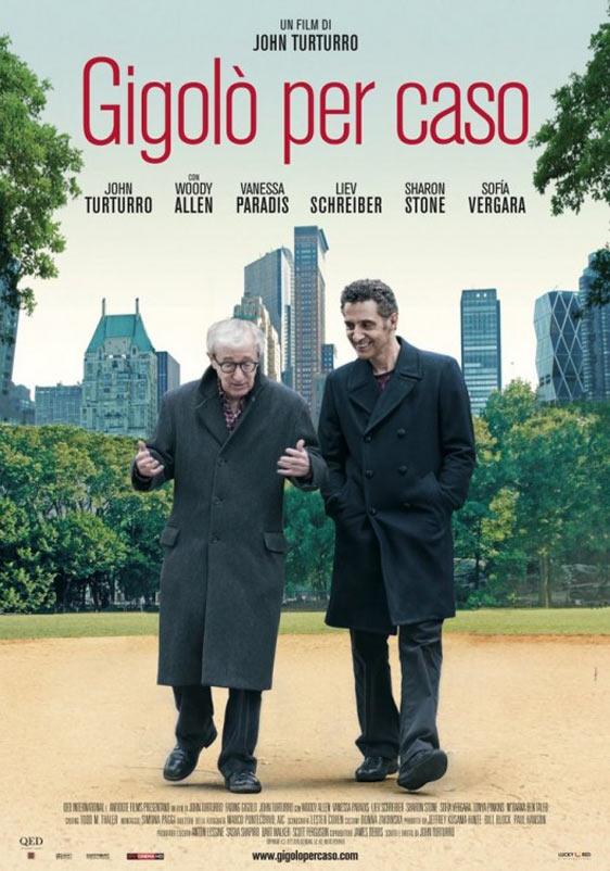 Fading Gigolo Poster #5