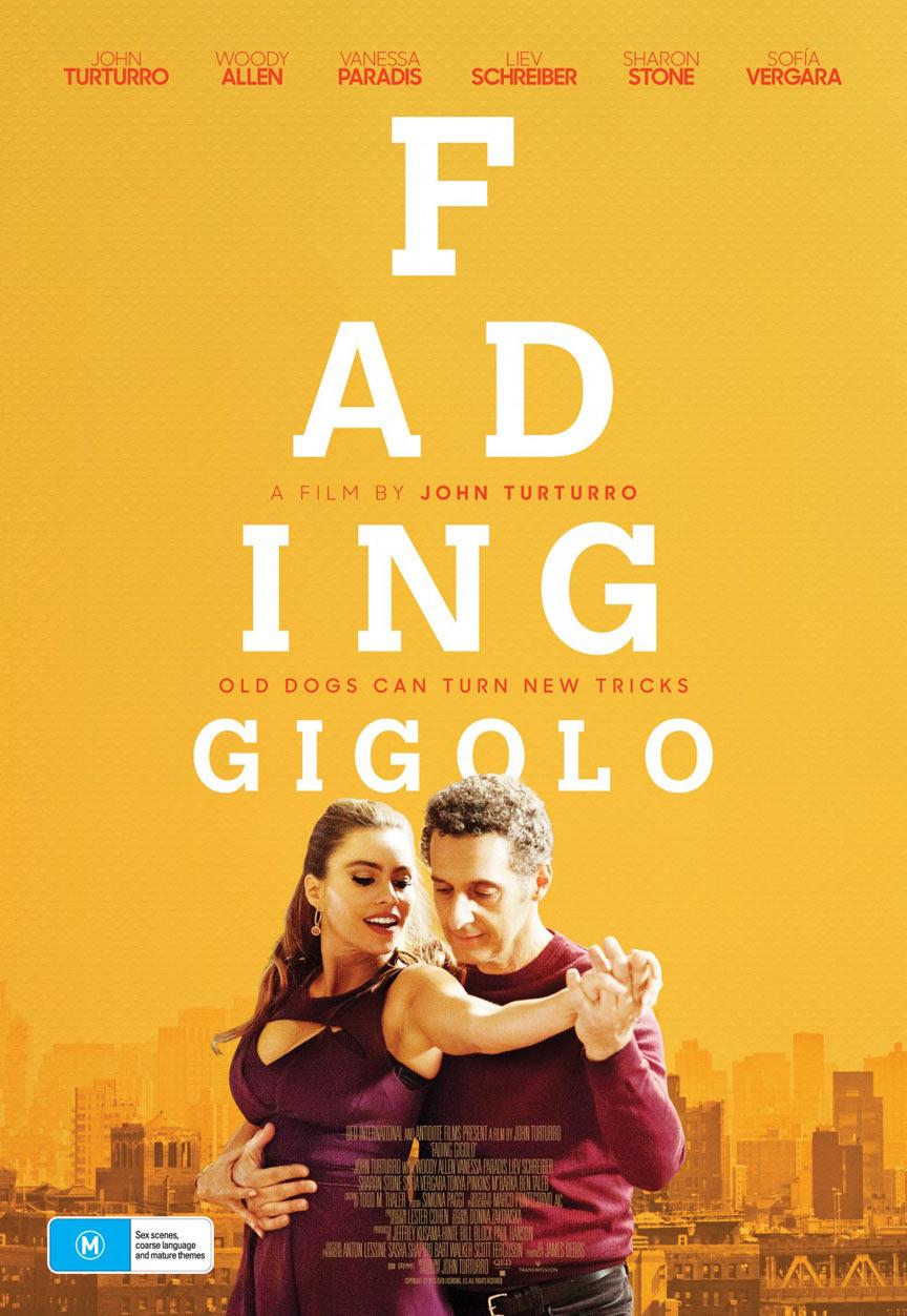 Fading Gigolo Poster #6