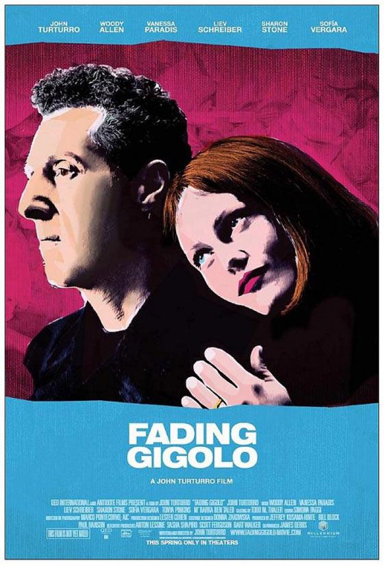 Fading Gigolo Poster #8