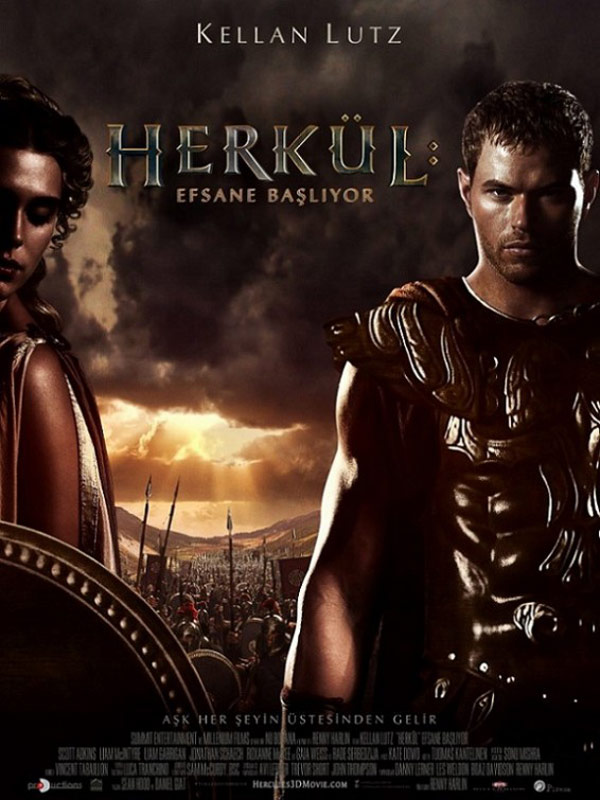 The Legend of Hercules Poster #6