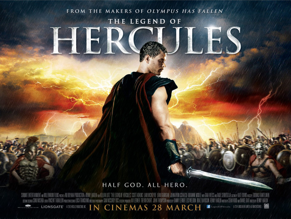 The Legend of Hercules Poster #8