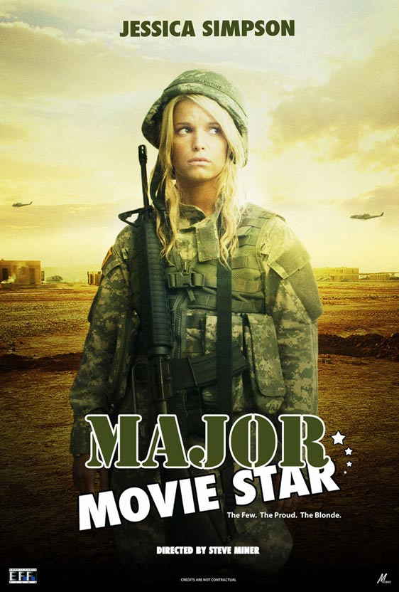Major Movie Star Poster #2