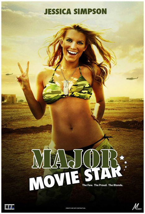 Major Movie Star Poster