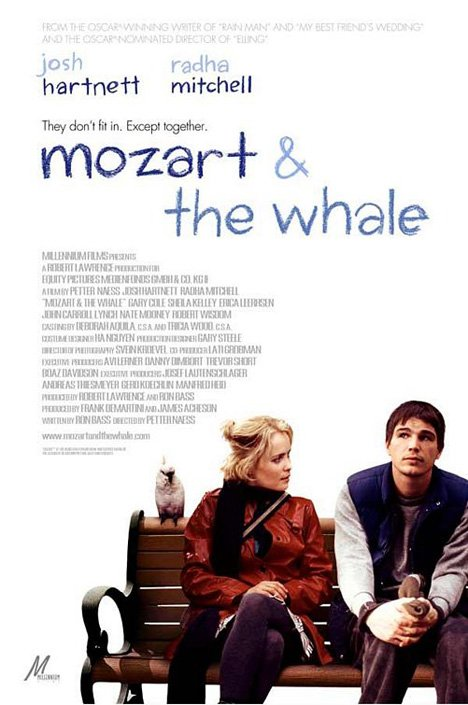 Mozart and the Whale Poster #1