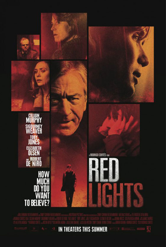 Red Lights Poster #8