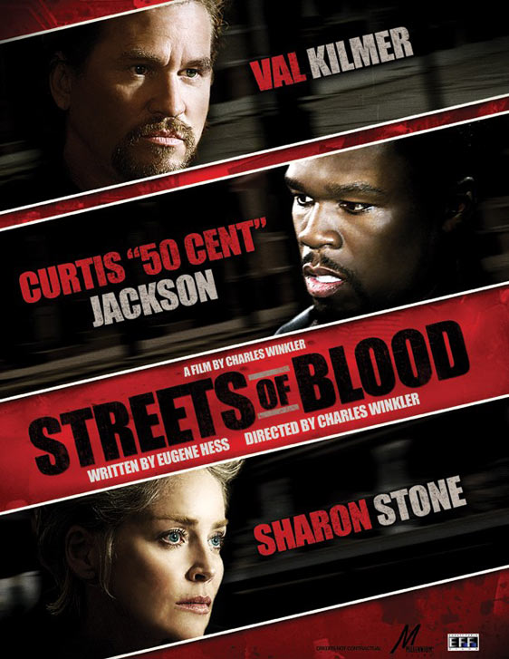 Streets of Blood Poster #2