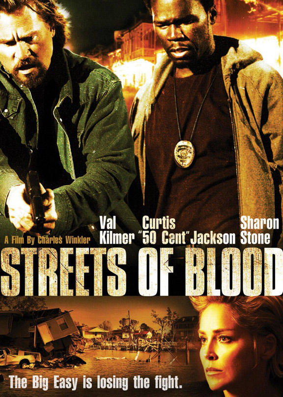 Streets of Blood Poster #3