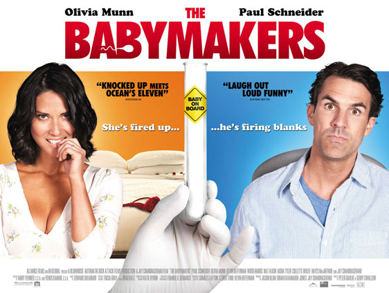 The Babymakers Poster #3