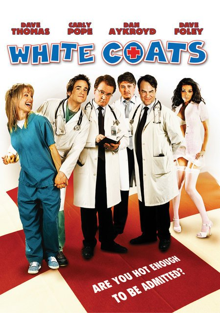 White Coats Poster