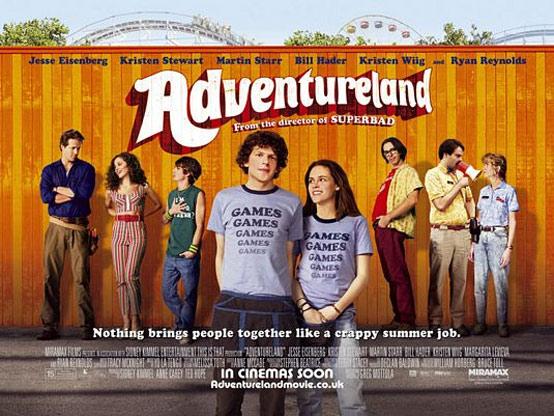 Adventureland Poster #3